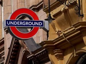 Logo du mÈtro londonien