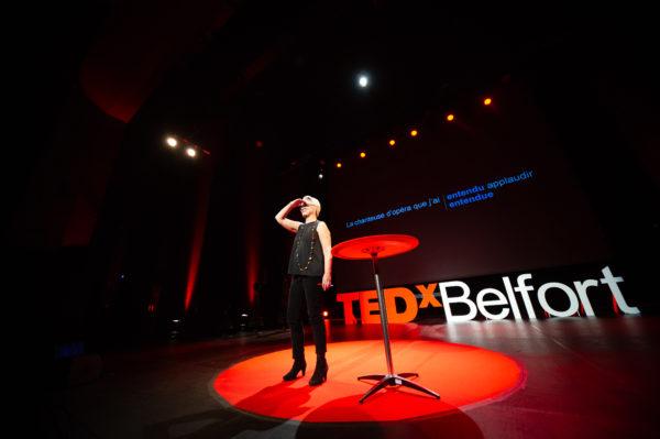 Ma conférence TEDx à Belfort, novembre 2019